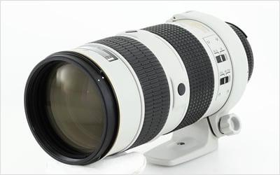 Nikon AF-S NIKKOR 80-200mm f/2.8 D ED ライトグレー