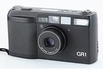 コンパクトフィルムカメラ(銀塩)