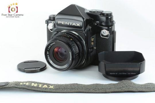 【中古】PENTAX ペンタックス 67 TTL 改良型 + SMC 67 90mm f/2.8
