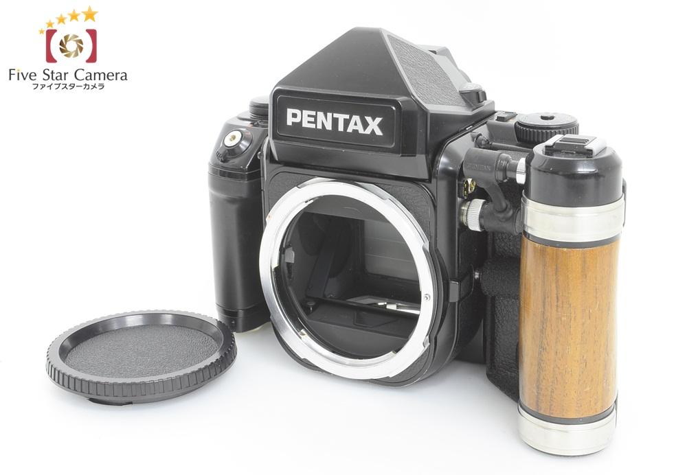 【中古】PENTAX ペンタックス 67 II AE 中判フィルムカメラ