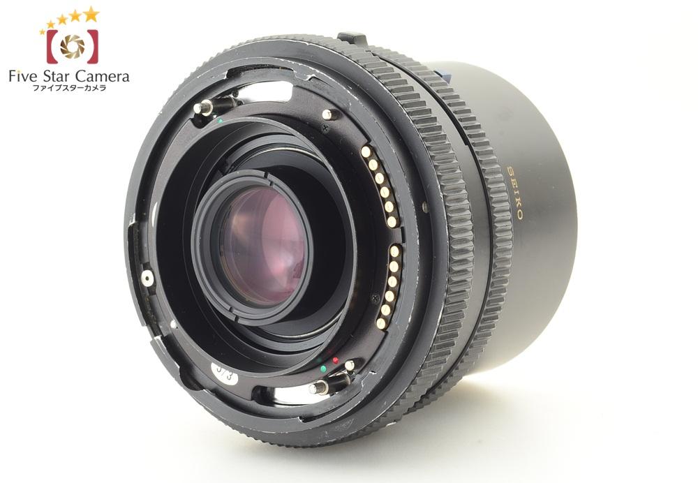 【中古】Mamiya マミヤ RZ 67 PRO II + SEKOR Z 65mm f/4  + 120 フィルムバック