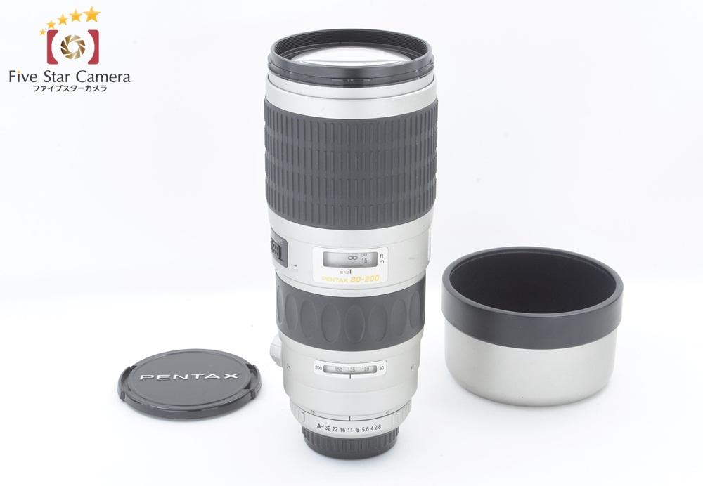 【中古】PENTAX ペンタックス SMC FA* 80-200mm f/2.8 ED IF