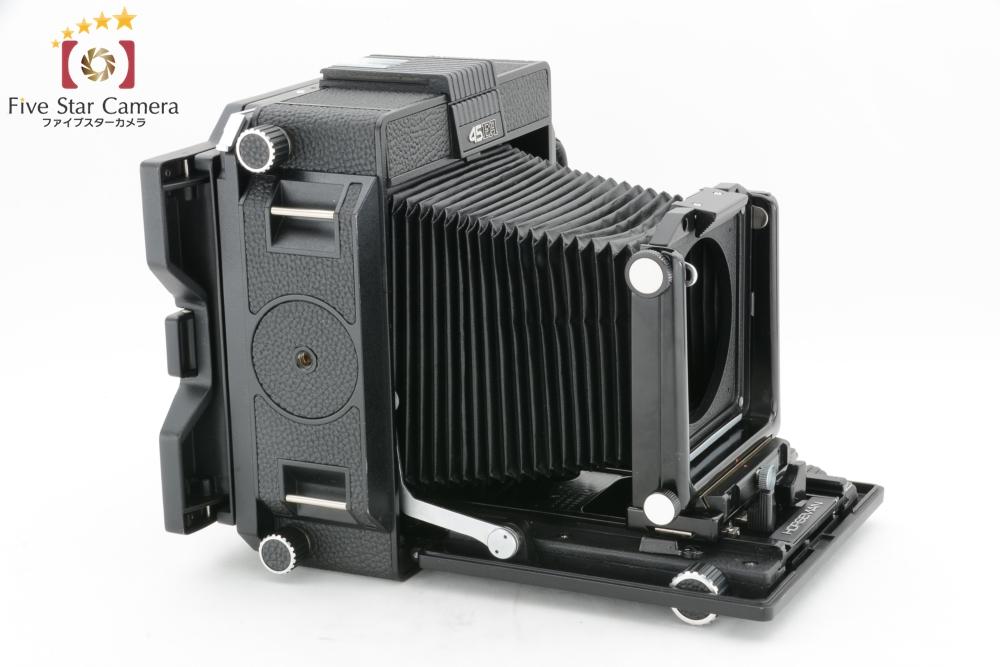 【中古】HOSEMAN 45FA 大判フイルムカメラ