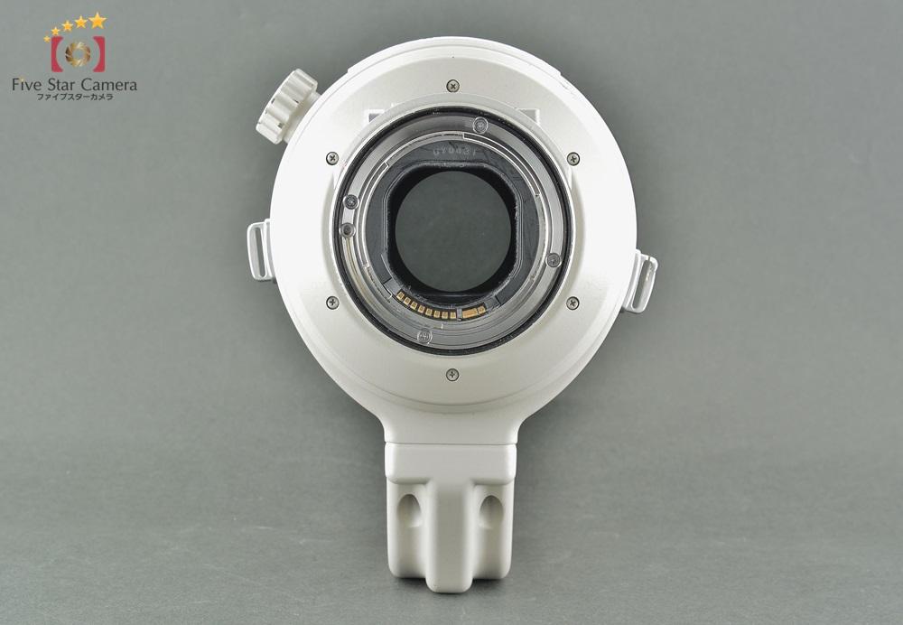 【中古】Canon キヤノン EF 400mm f/2.8 L IS USM