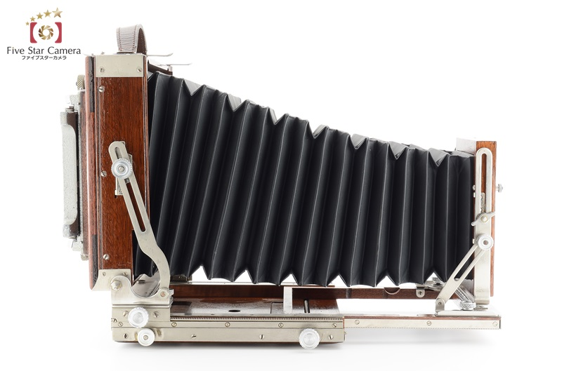【中古】Deardorff ディアドルフ 5x7 4x5 ロータリーバック付属