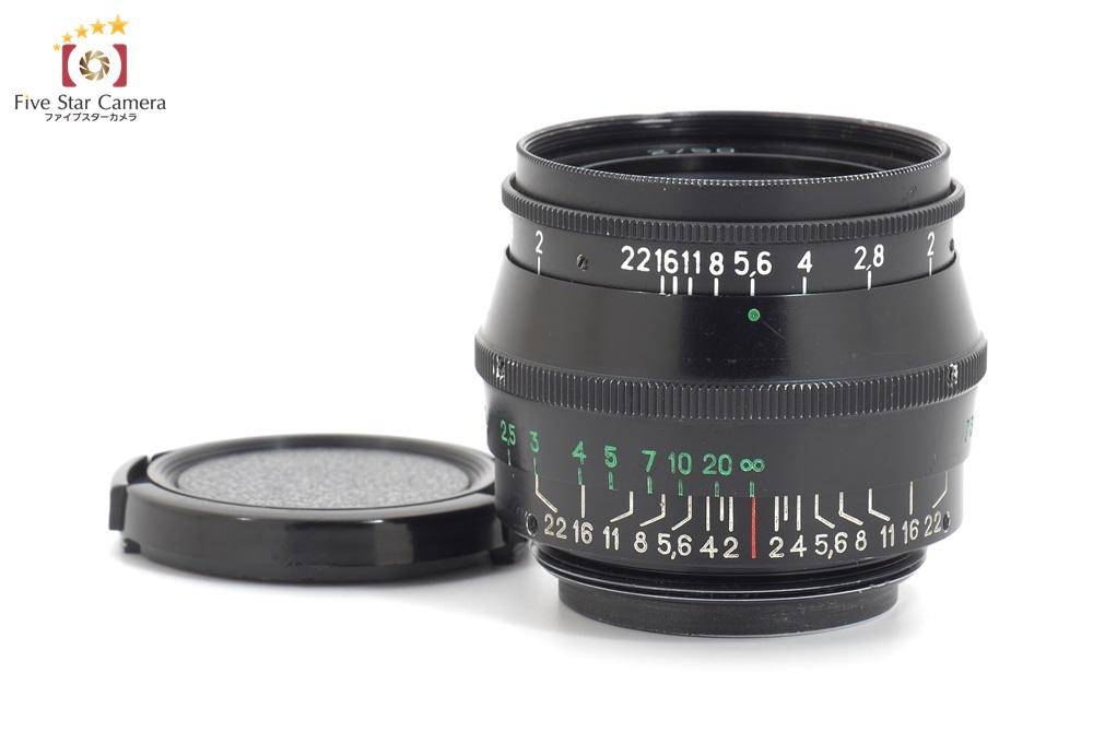 【中古】Jupiter-8 ジュピター 50mm f/2 L39スクリューマウント   中古カメラ・フィルムカメラを中心に取り揃えるファイブスターカメラ