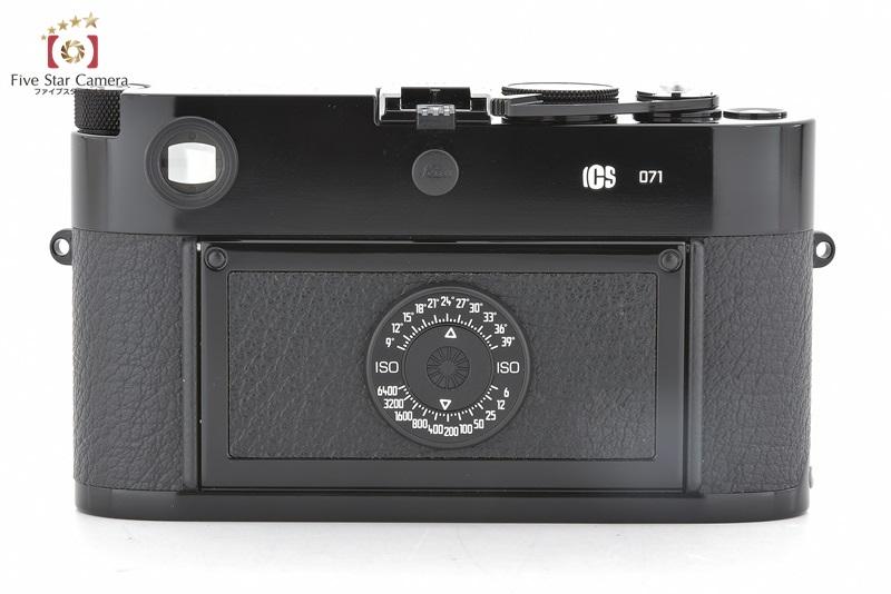 【中古】Leica ライカ M6 TTL 0.85 ICS限定モデル レンジファインダーフィルムカメラ