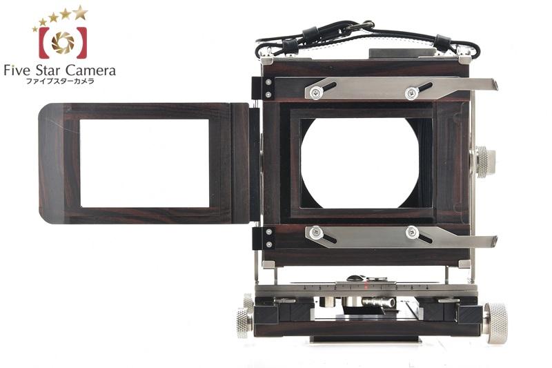 【中古】EBONY エボニー NEW 23S 大判フィルムカメラ