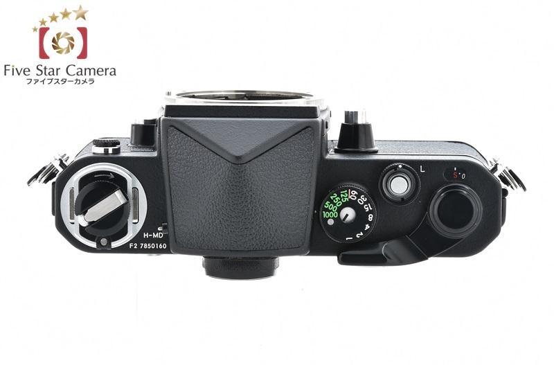 【中古】Nikon ニコン F2H-MD フィルム一眼レフカメラ ボディのみ