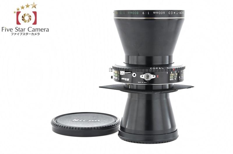 【中古】Nikon ニコン NIKKOR-T* ED 600mm f/9