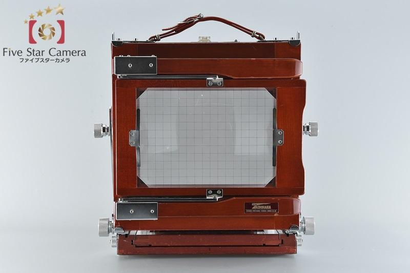 【中古】TACHIHARA タチハラ Fiel Stand 5x7 2段レール 大判フィルムカメラ