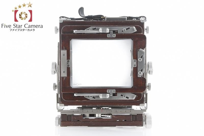 【中古】EBONY エボニー SV45Ti 大判フィルムカメラ