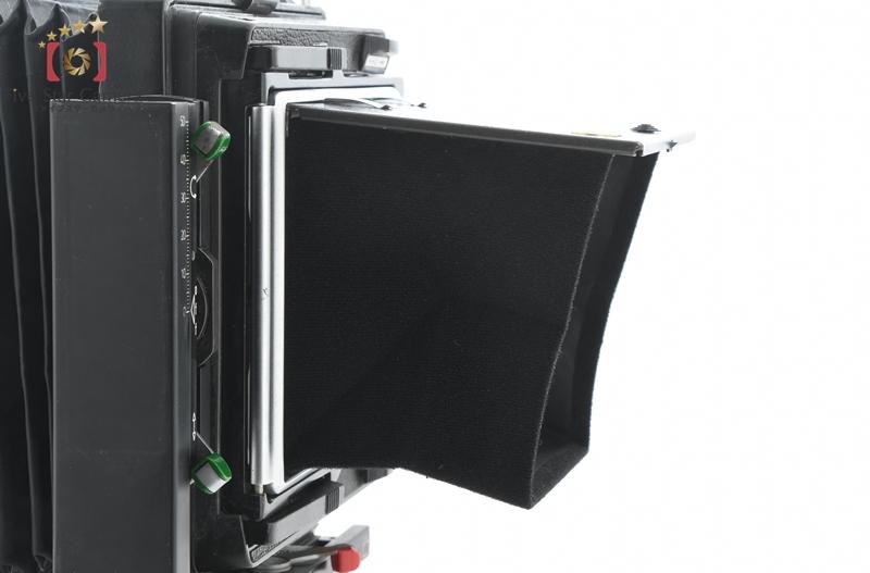 【中古】Linhof リンホフ TECHNIKARDAN 45 大判フィルムカメラ