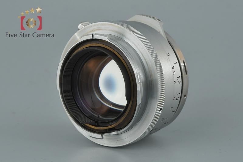 【中古】Leica ライカ SUMMILUX 35mm f/1.4 初期型