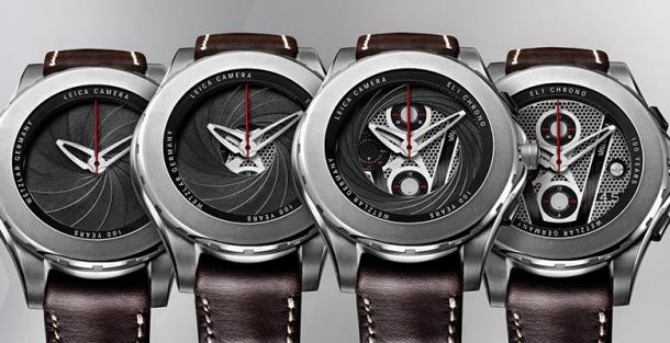 ライカの腕時計