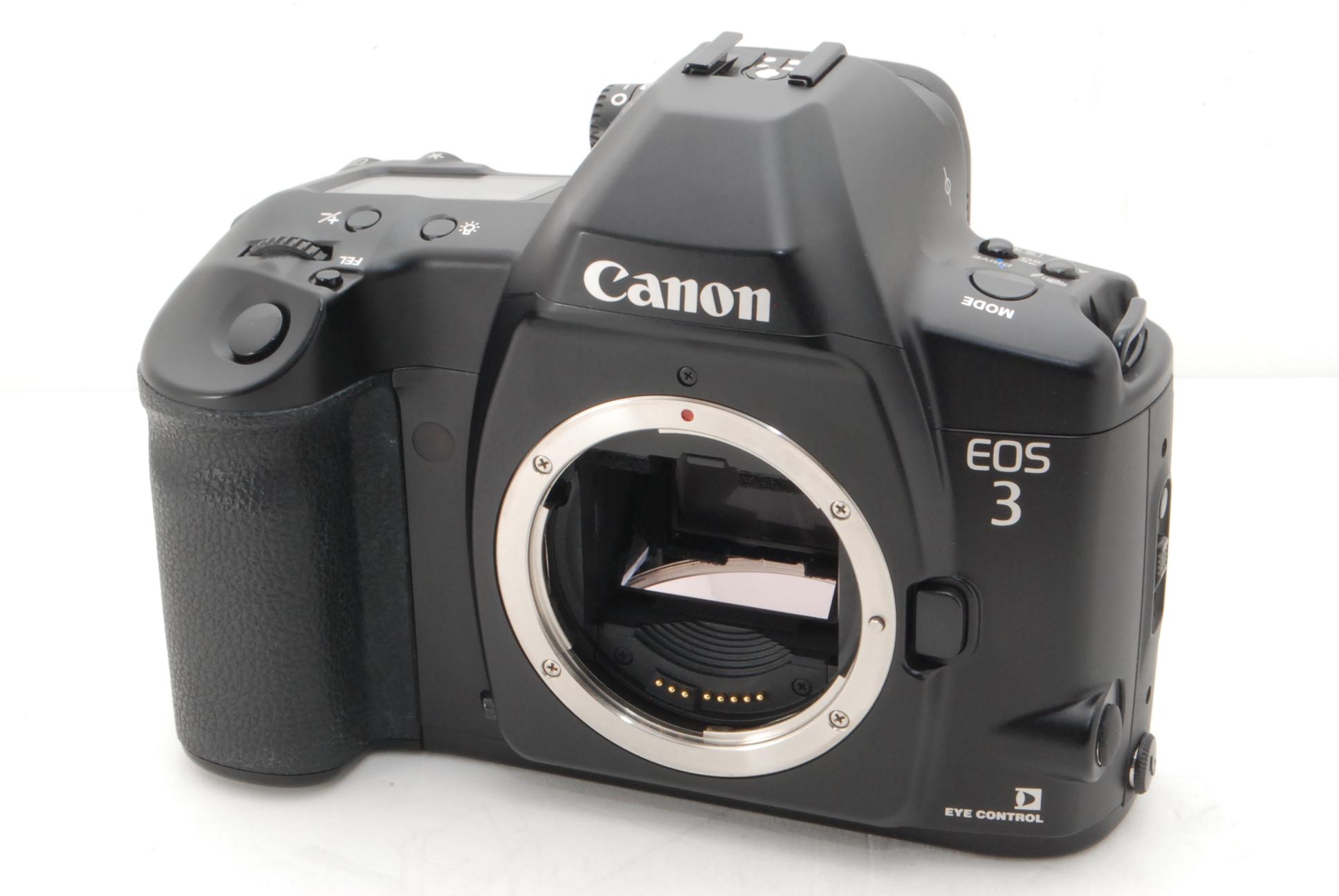 Canon EOS-3(キヤノン) | 中古カ...