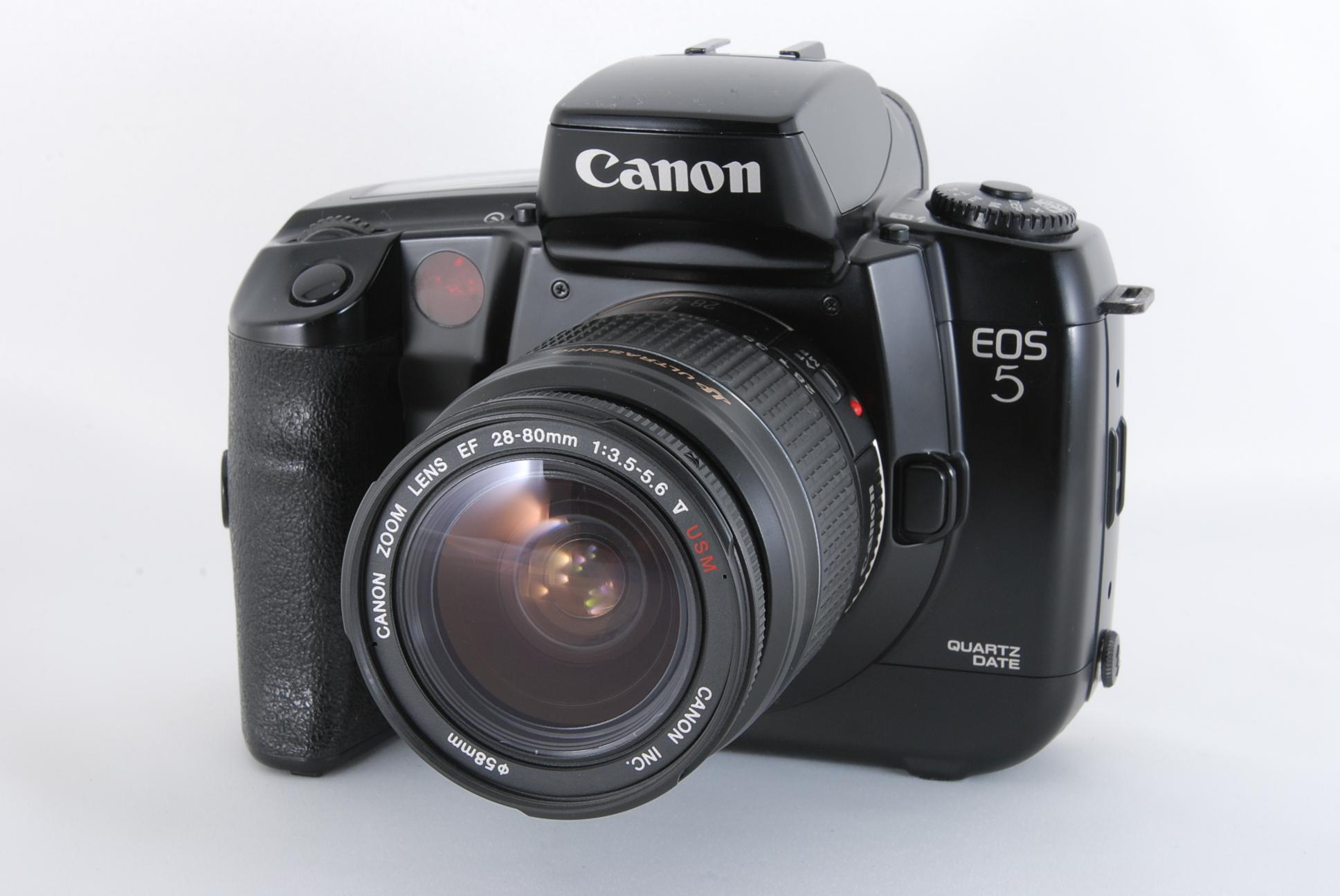 canon eos5
