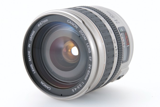 canon EF zoom