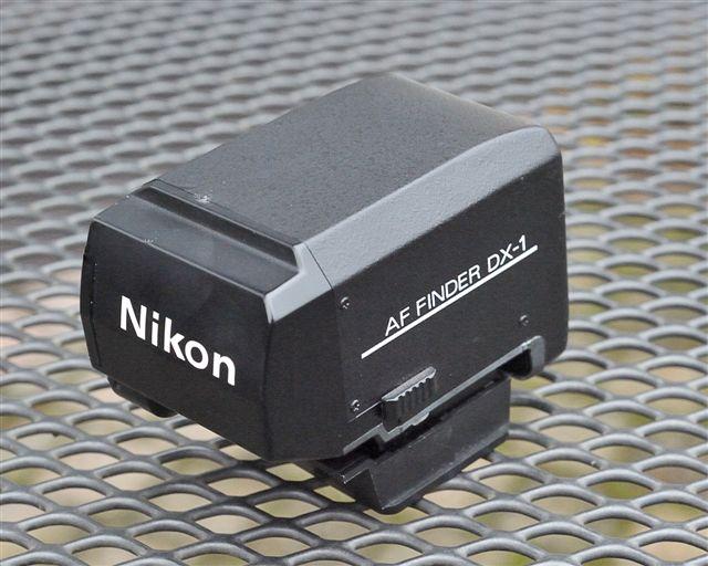 nikon dx-1