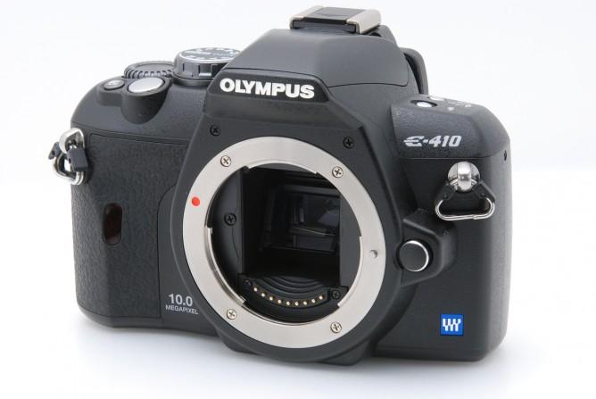 olympus e410