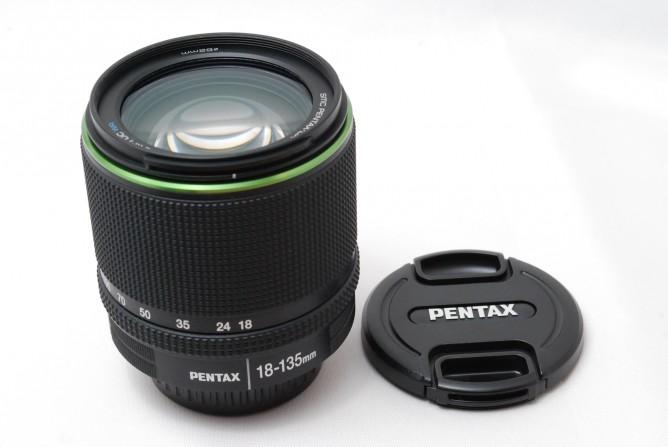 pentax smc 18-135
