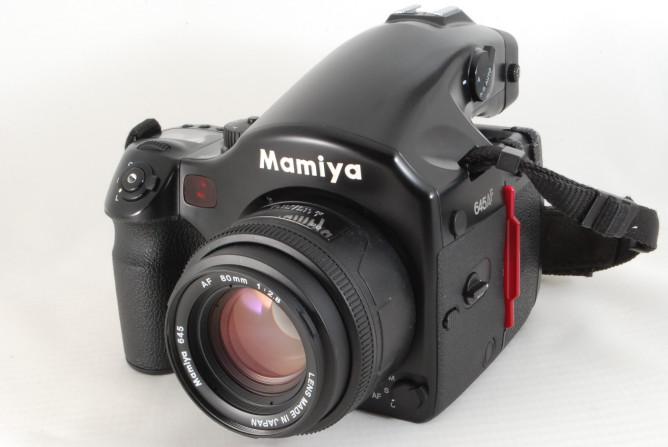 Mamiya 645AF 標準セット