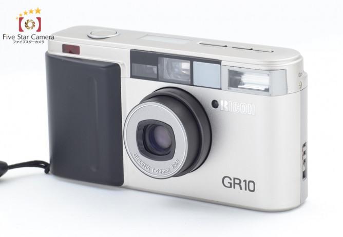3.1998年に発売された『GR10』